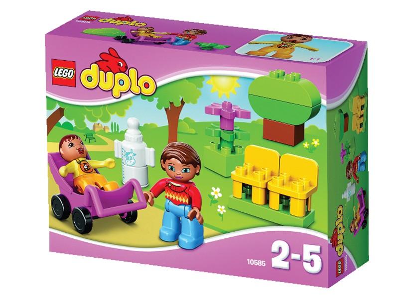 Lego-Duplo,Mama si bebelus