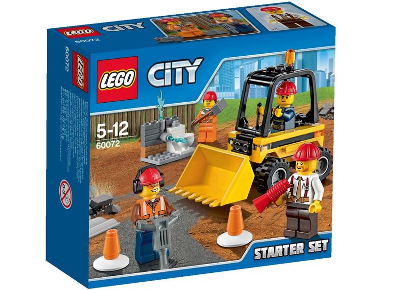 Lego-City,Set pentru incepatori,Demolari