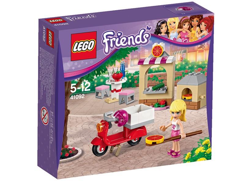 Lego-Friends,Pizzeria Stephaniei