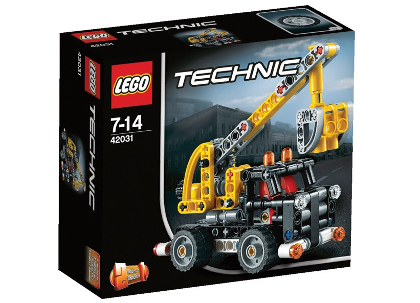 Lego-Technic,Masina cu macara