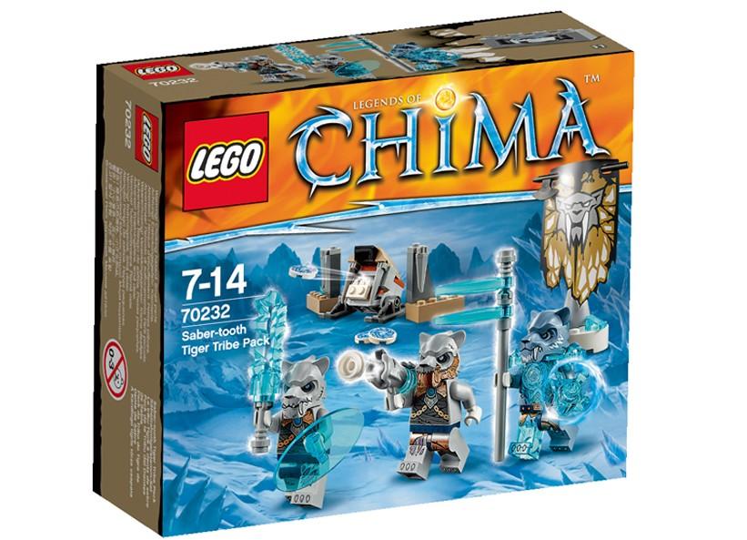 Lego-Chima,Tribul tigrilor de gheasa