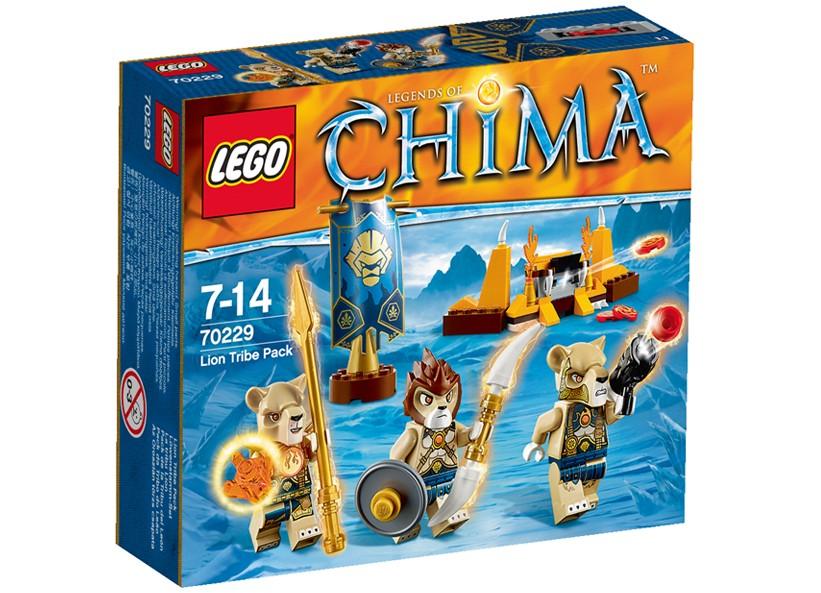 Lego-Chima,Tribul leilor