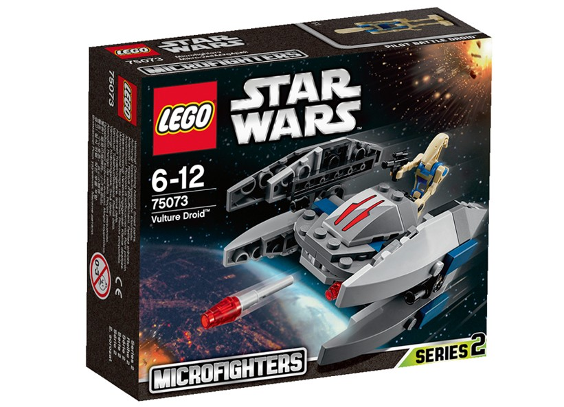 Lego-StarWars,Vulture  Droid