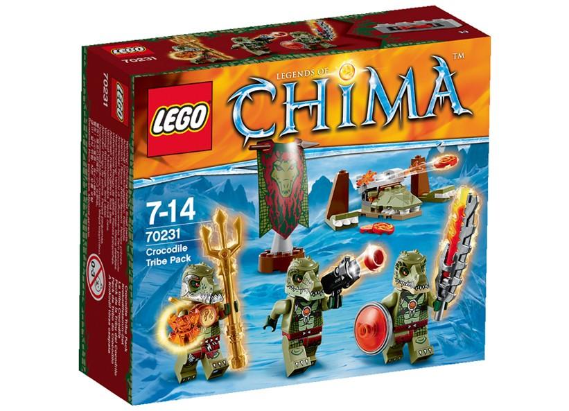 Lego-Chima,Tribul crocodililor