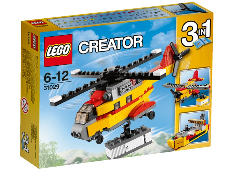 Lego-Creator,Elicopter de transport