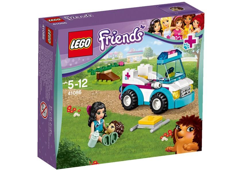 Lego-Friends,Ambulanta veterinara