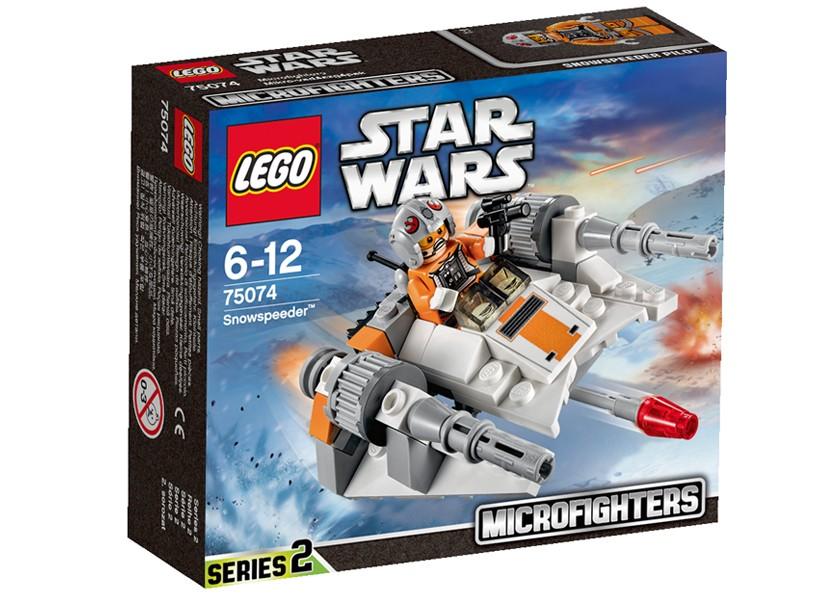 Lego-StarWars,Snowspeeder