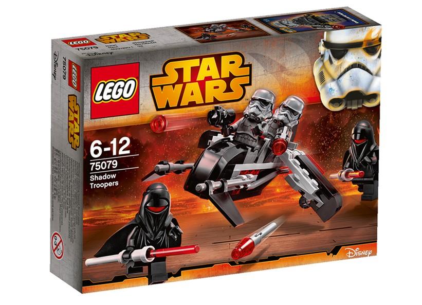Lego-StarWars,Gardienii nevazuti