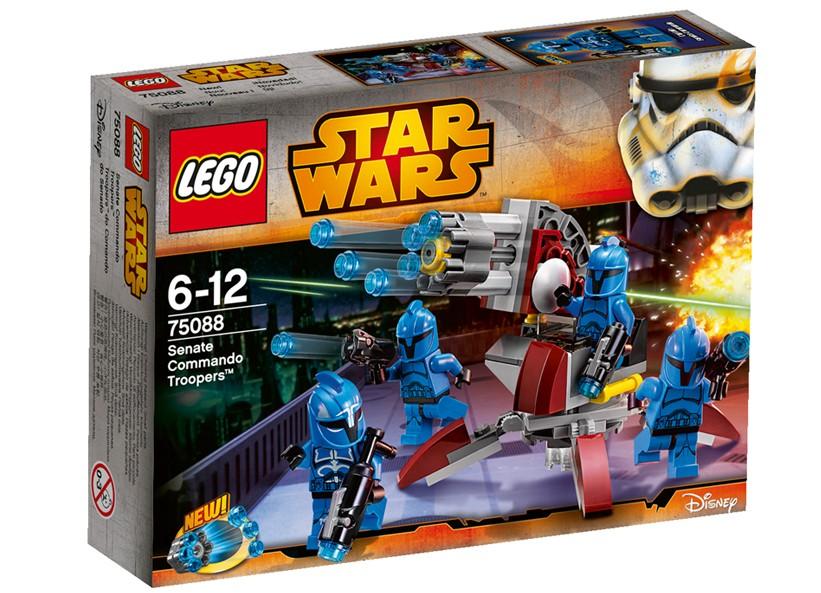 Lego-StarWars,Senate Commando Troopers