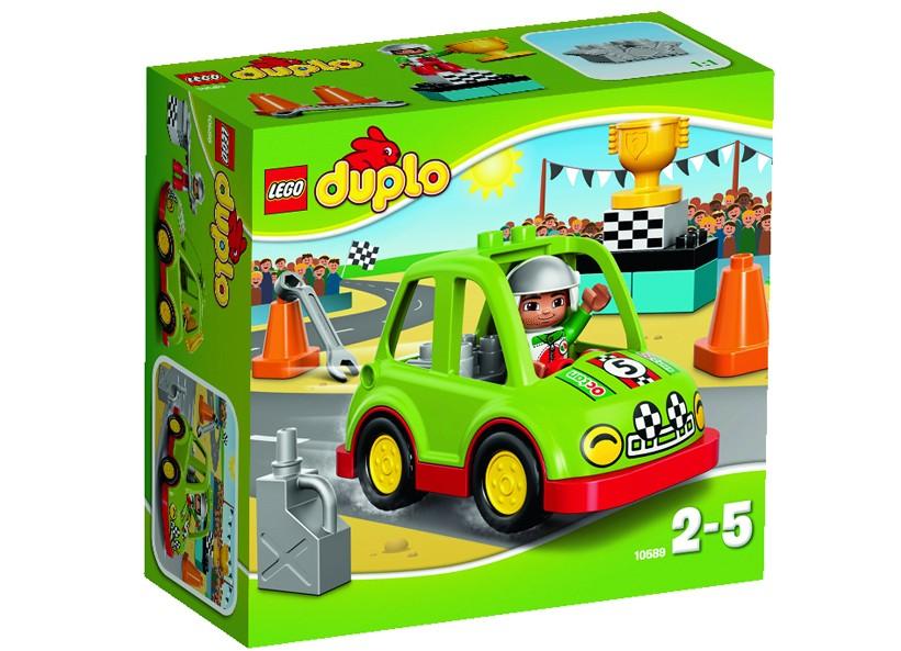 Lego-Duplo,Masina de raliuri