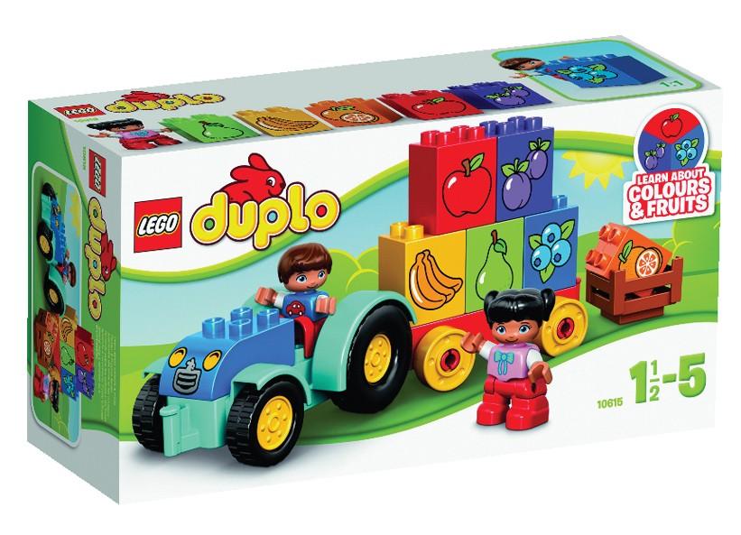 Lego-Duplo,Primul meu tractor