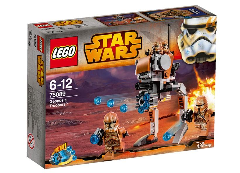 Lego-StarWars,Geonosis Troopers