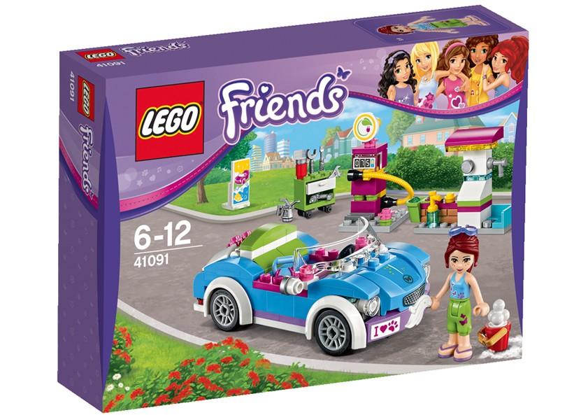 Lego-Friends,Roadsterul Miei