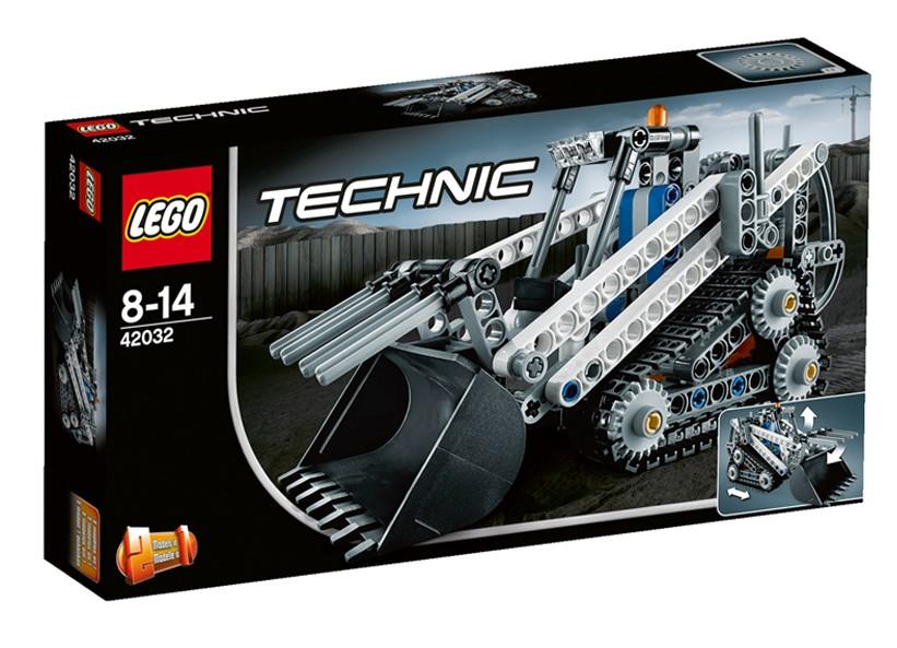Lego-Technic,Incarcator compact cu sine