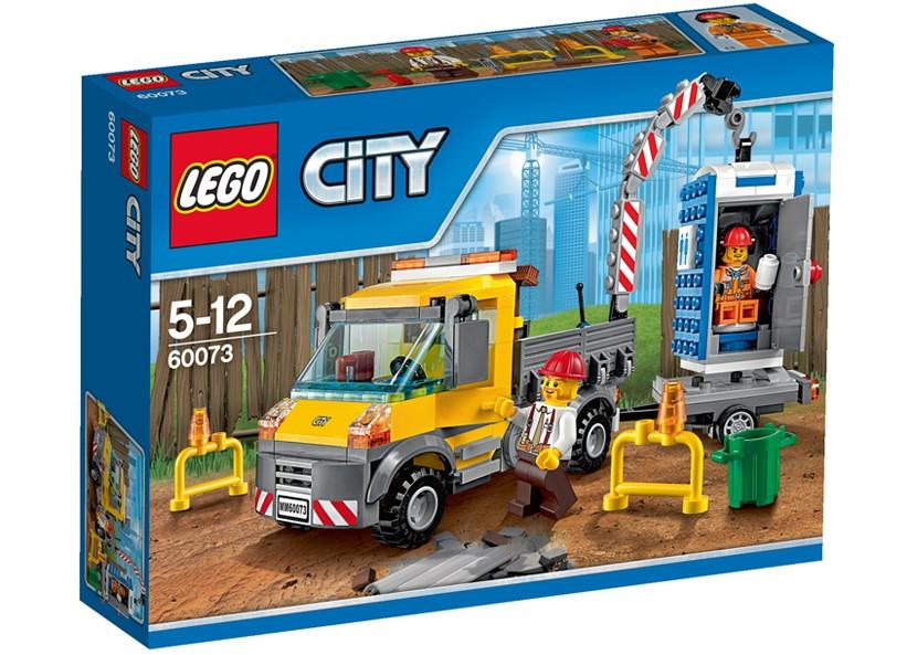 Lego-City,Camion de service