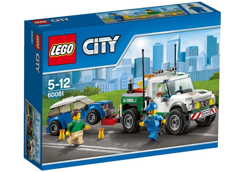 Lego-City,Camioneta de remorcare