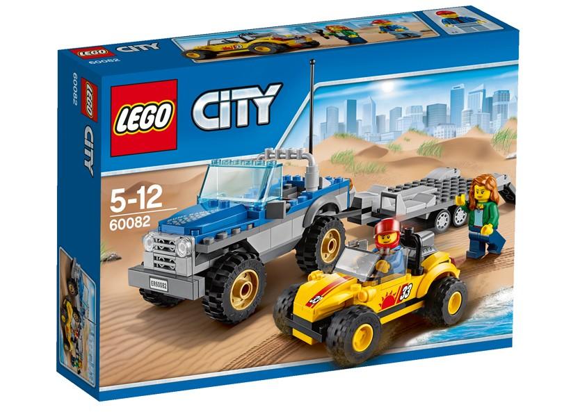 Lego-City,Remorca pentru vehiclule de desert