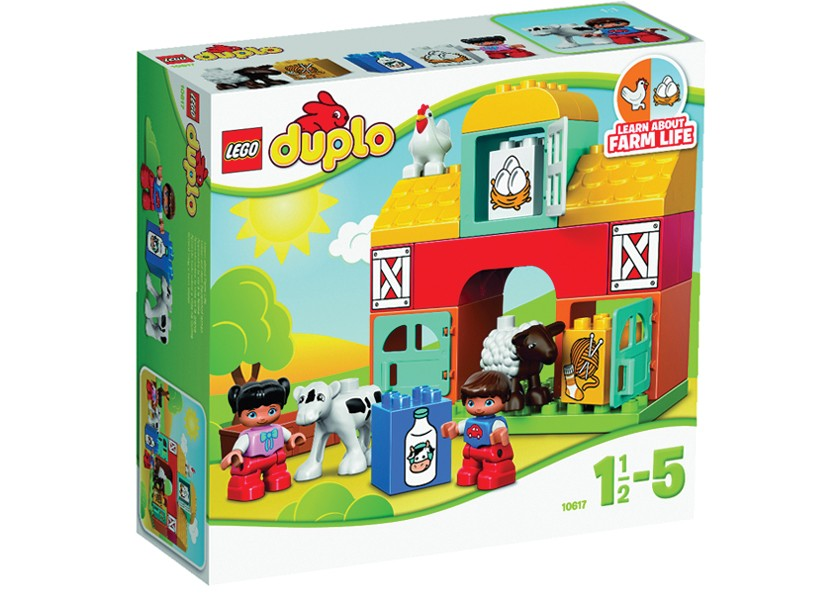 Lego-Duplo,Prima mea ferma