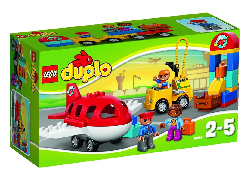 Lego-Duplo,Aeroport