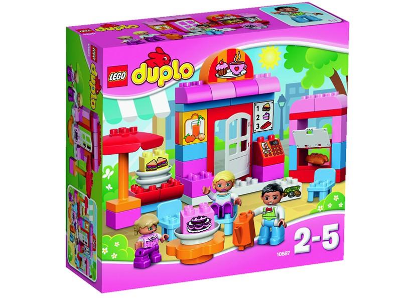 Lego-Duplo,Cafenea