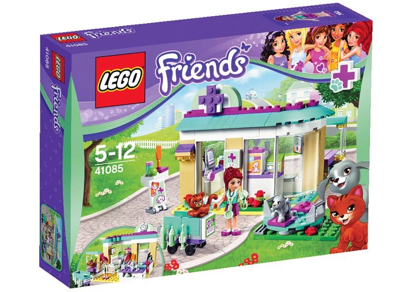 Lego-Friends,Clinica veterinara