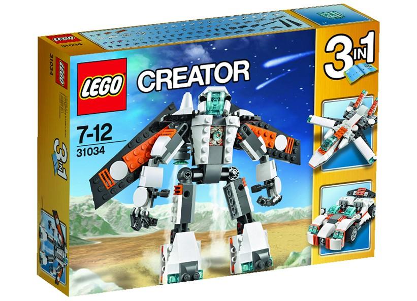 Lego-Creator,Robot zburator