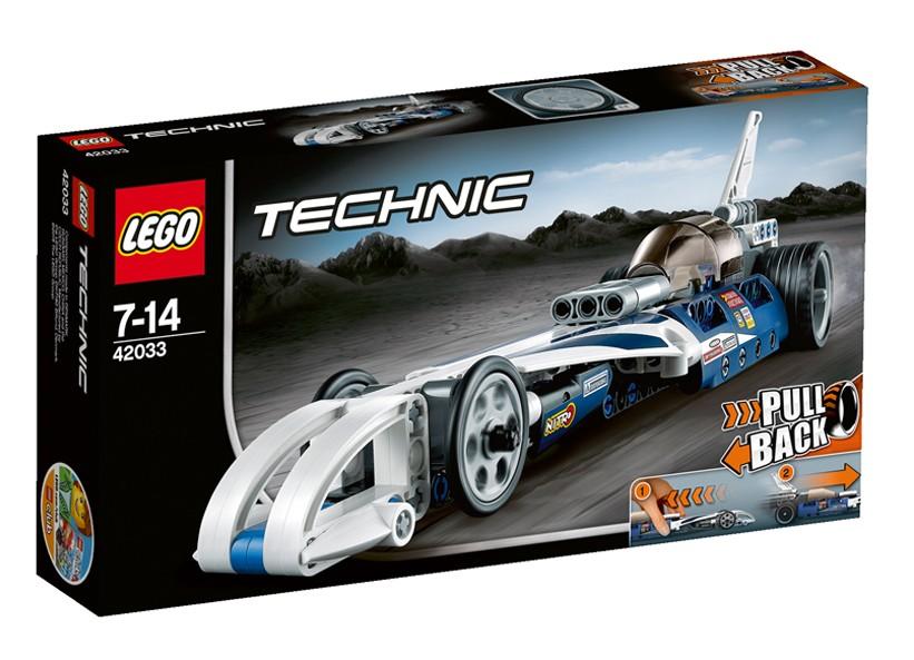 Lego-Technic,Doborator de recorduri