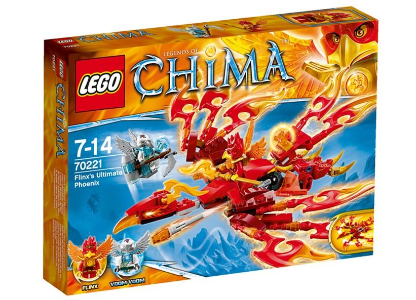 Lego-Chima,Phoenixul suprem al lui Flinx