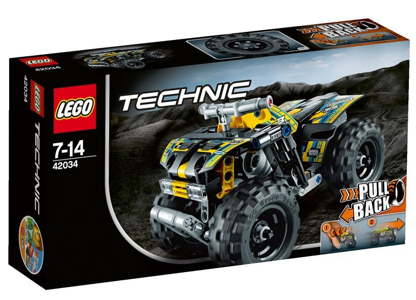 Lego-Technic,Quad Bike