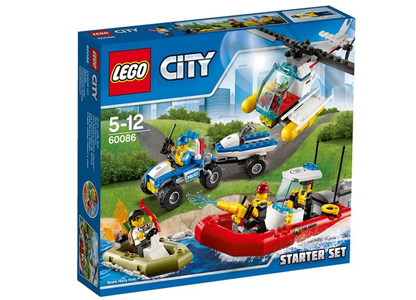 Lego-City,Set pentru incepatori,Lego City