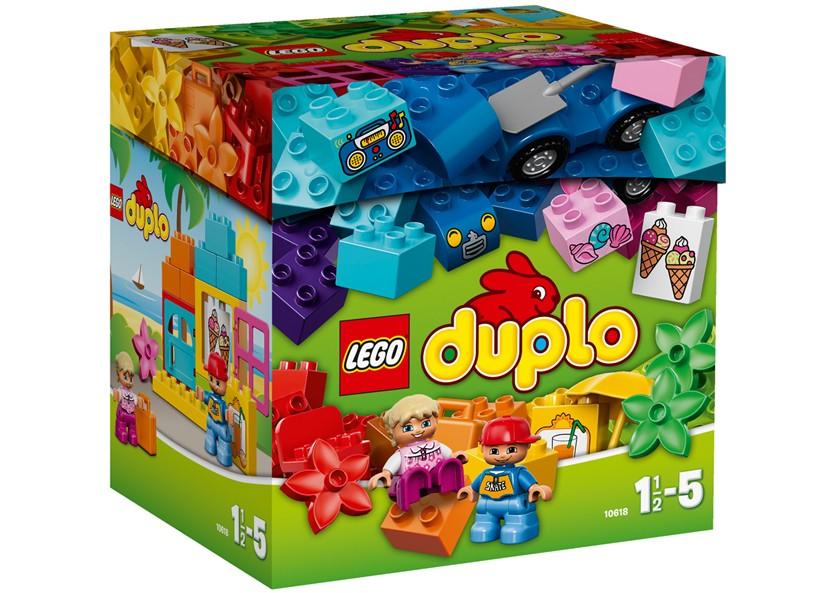 Lego-Duplo,Cutie de constructie creativa