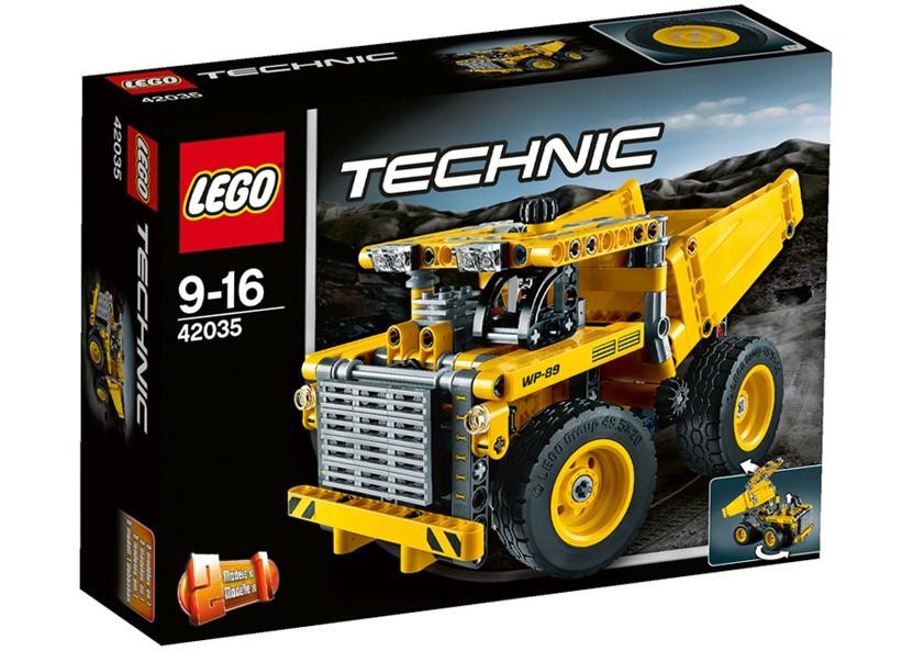 Lego-Technic,Camion minier