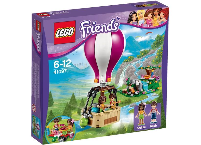 Lego-Friends,Balonul aer cald din Heartlake