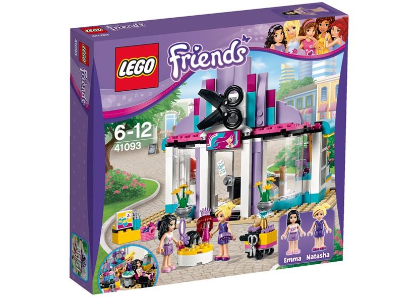 Lego-Friends,Salonul de coafura din Heartlake