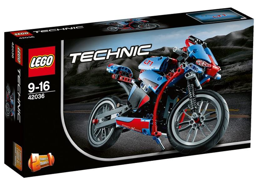 Lego-Technic,Motocicleta de oras