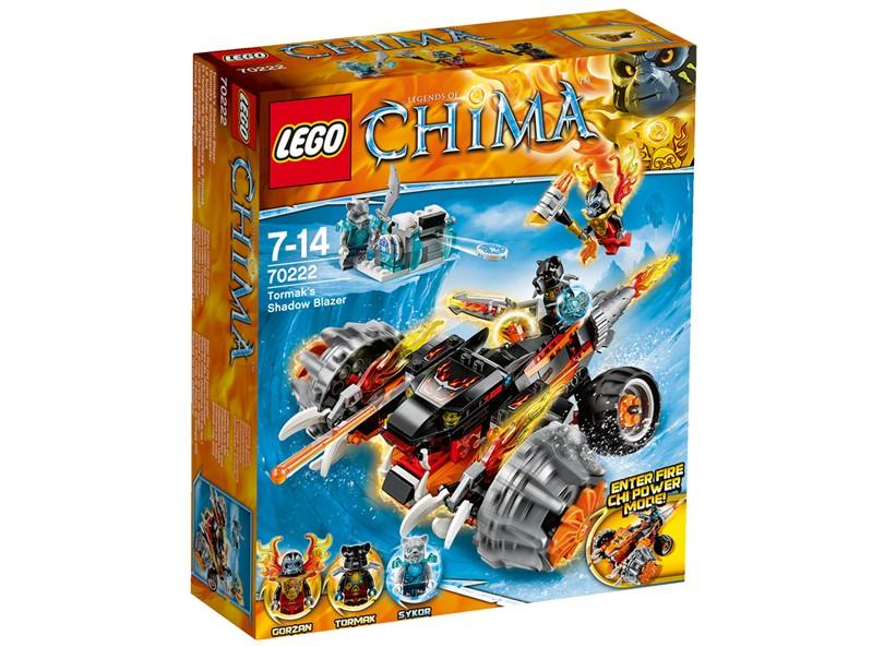 Lego-Chima,Vehiculul lui Tormak
