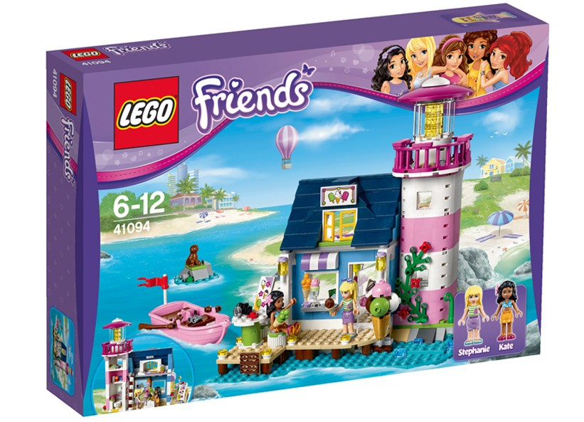 Lego-Friends,Farul din Heartlake