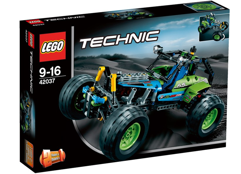 Lego-Technic,Masina de Formula Off-Road