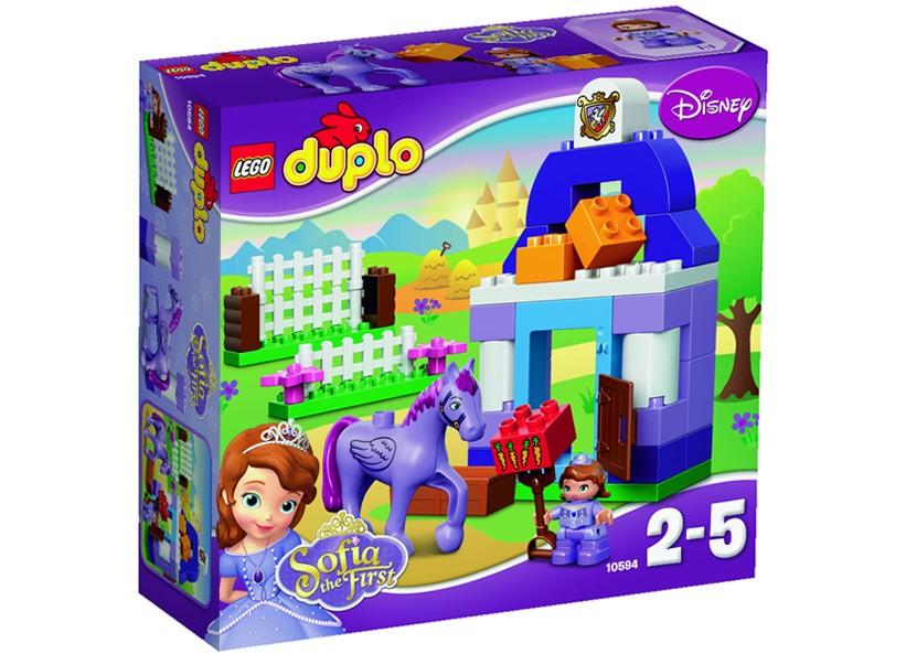 Lego-Duplo,Castelul regal al...