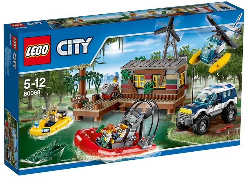 Lego-City,Ascunzisul infractorilor