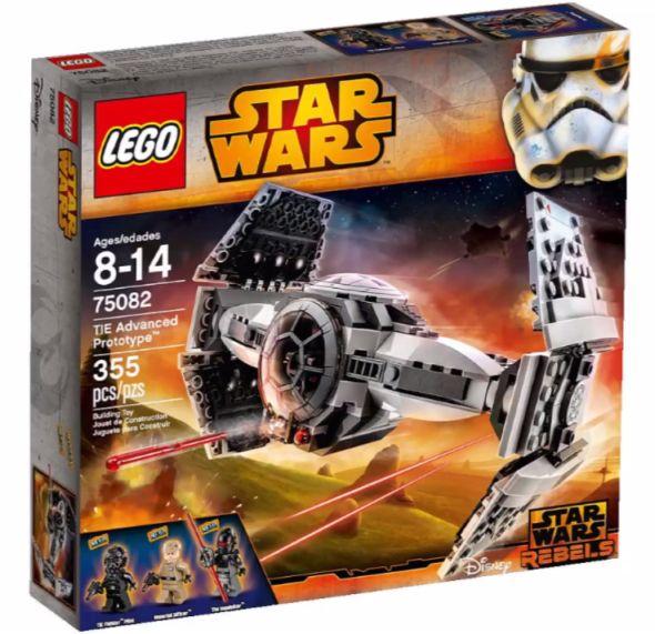 Lego-StarWars,The Inquisitor