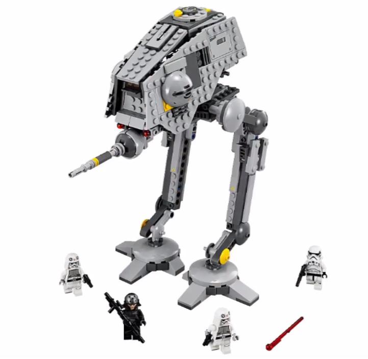 Lego-StarWars,LA-DP Pilot