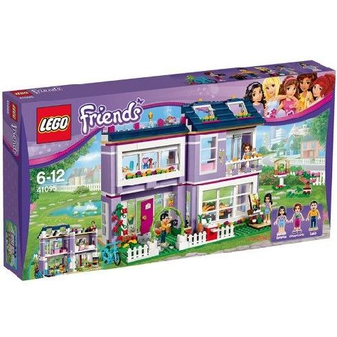 Lego-Friends,Casa Emmei