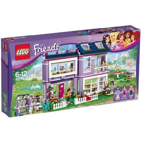 Lego-Friends,Casa Emmei