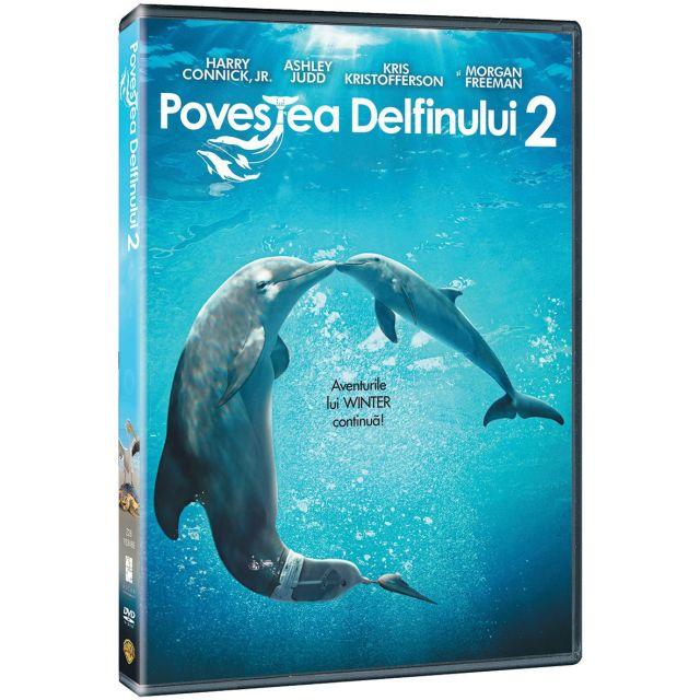 DOLPHIN TALE 2 - POVESTEA DELFINULUI 2