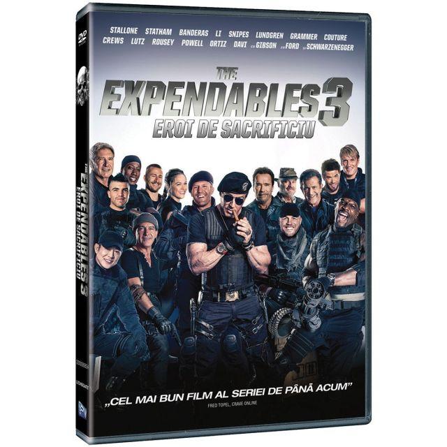 THE EXPENDABLES 3 - EROI DE SACRIFICIU 3