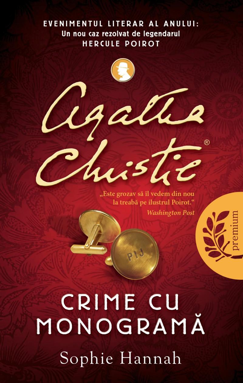 CRIME CU MONOGRAMA
