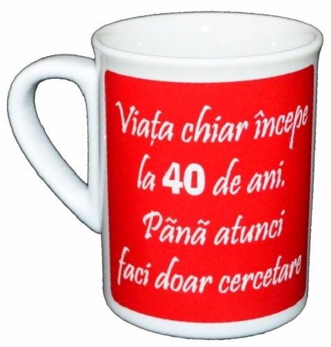 Cana Keep Calm 10x11 cm