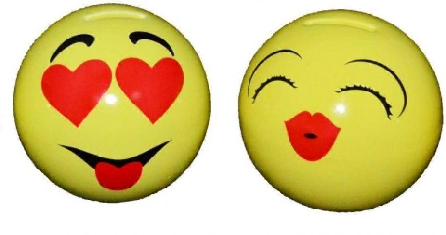 Pusculita Smile 12x12x12 cm