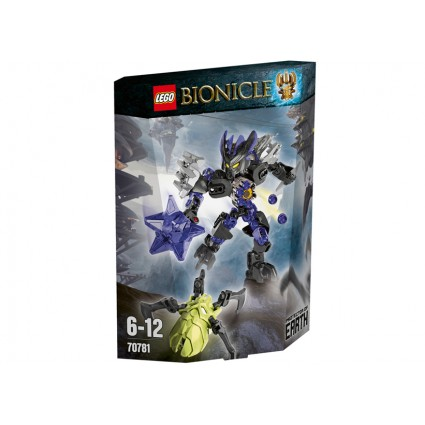 Lego-Bionicle,Protectorul pamantului